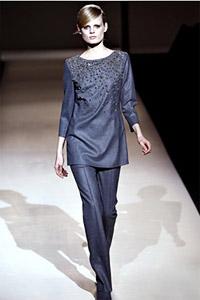 Туника и панталони - модата през есента