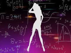 Ако сте умна и красива, станете и известна