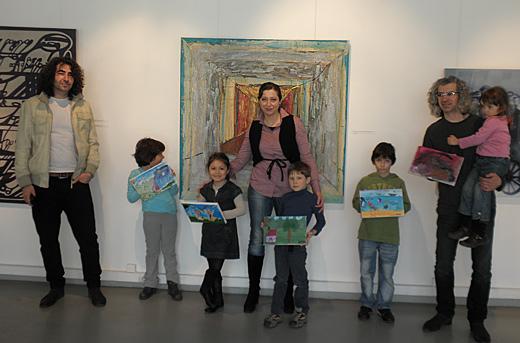 Галерия ЮЗИНА удължава с две седмици изложбата НОВА ЖИВОПИС на група XXL