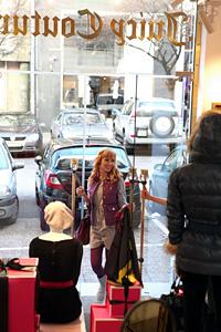 Деси Бакърджиева посреща новата година с Juicy Couture
