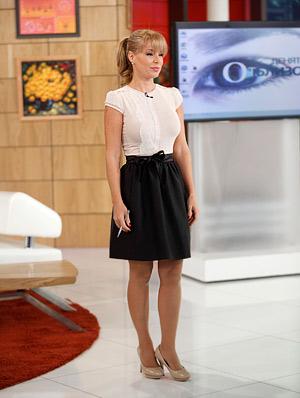 Вяра Георгиева ще облича Мира Добрева