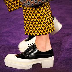 Модни тенденции Есен/Зима 2012-2013: Под знака на обувката
