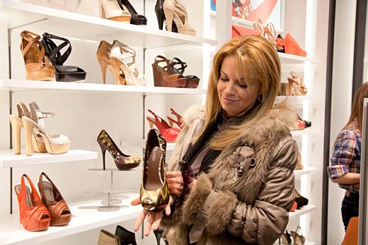 Световните обувки ALDO с магазин в София