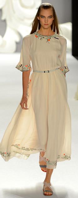 Модел на Каролина Херера