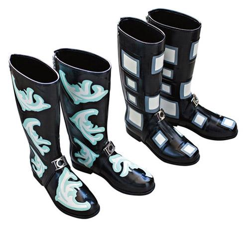 Братът на Мадона представи първата си колекция обувки