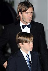 Дейвид Бекъм е най-стилният известен баща