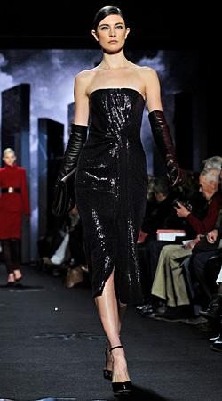 Подчертана женственост в колекция есен-зима 2012-2013 на Diane Von Furstenberg