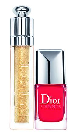 Нова серия make-up продукти на Диор за лято 2012
