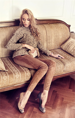 Нова колекция плетени облекла на Евгени Петков-Eugenio