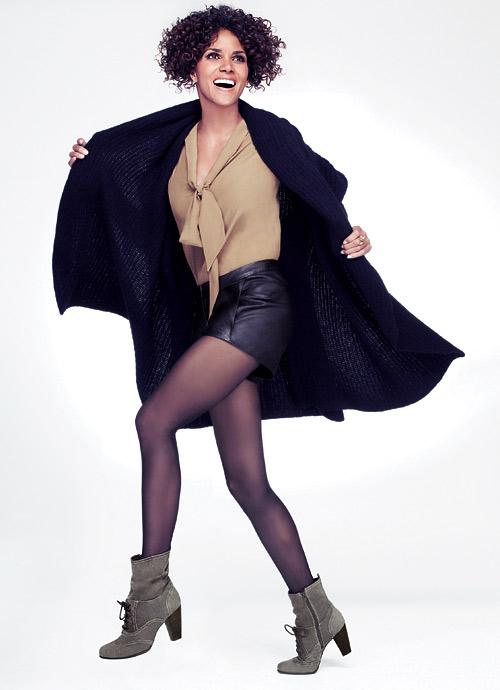 Колекция обувки есен-зима 2012/2013 от Хали Бери
