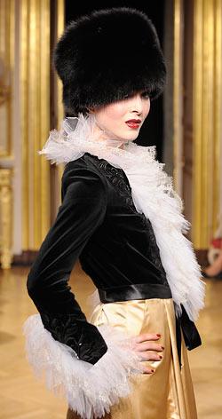 Руските шапки са последният писък на модата