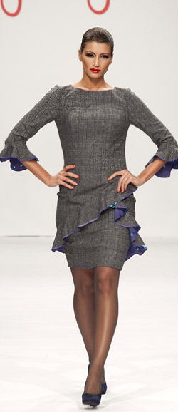 Колекция есен-зима 2012/2013 на модна къща Жени стил