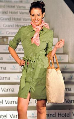 Колекция на марката Mason's за пролет-лято 2012