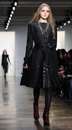 Започна седмицата на модата в Ню Йорк за сезон есен-зима 2012-2013