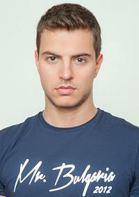 Мартин Иванов стана Мистър България 2012