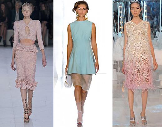 Модните закони на Сезон 2012