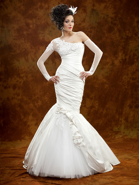 Колекция сватбени, вечерни и бални рокли на модна къща ОДЕТА 2012