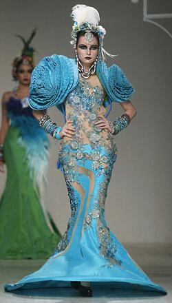 Тайландска коприна в чест на кралицата