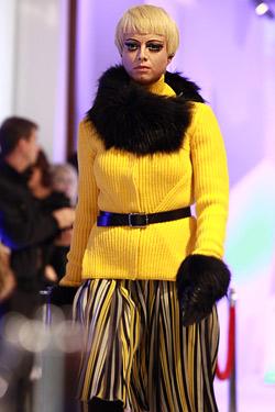 Зимна феерия от прически на Vogue Vision