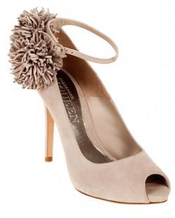 Есенно-зимна колекция обувки Аликзандър Маккуин