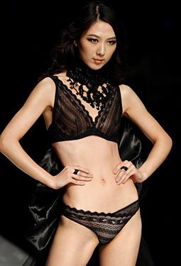 Съблазън и сексапил на Седмицата на модата в Пекин
