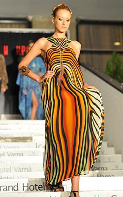 Фестивал на модата и красотата Варна 2012
