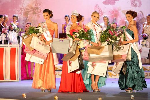 Новата МИС ВАРНА 2012 е 19 годишната Ирена Григорова