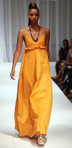 Романтична мода от Хаити