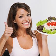 7 храни за плосък корем