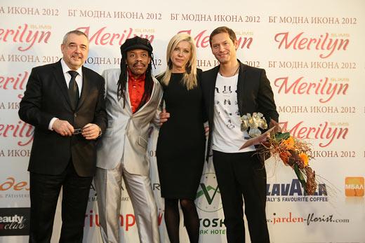 БГ модна икона 2012