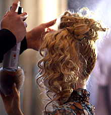 Български фризьори в трескава подготовка за грандиозно шоу в Рим