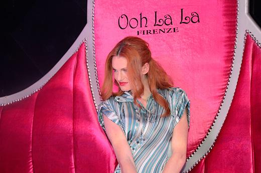 Ексклузивно ревю на Ooh-la-la откриха топ модели на Визаж