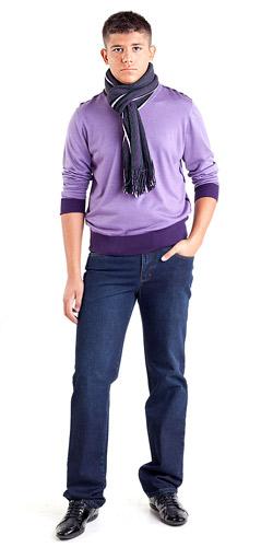 Колекция мъжка мода за есен-зима 2012-2013 на Styler