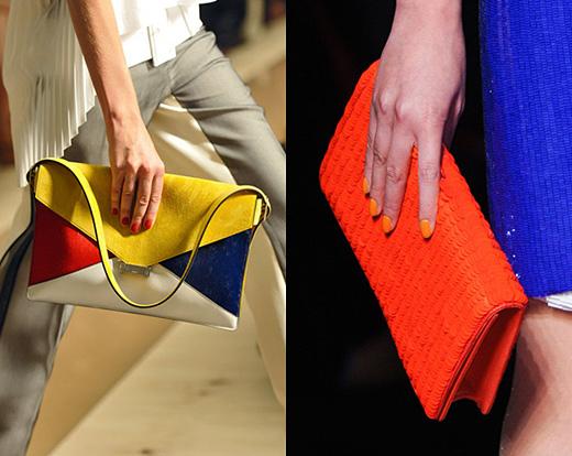 Парола: Clutch. Топ тенденции за Пролет 2012