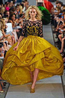 Моден тренд за лято 2012: Жълто като слънце