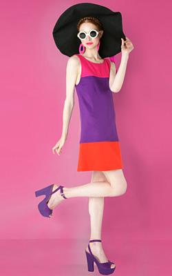 Много я(р)ко. Модният тренд Colour block