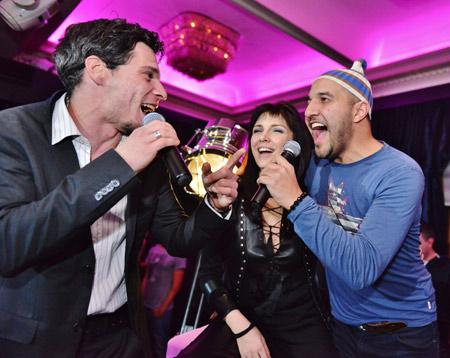 Рок парти с топ красавиците на Visage разтърси нощна София