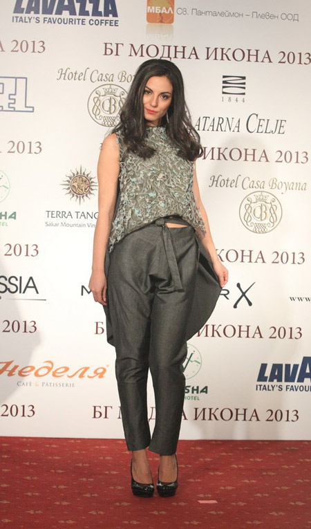 БГ МОДНА ИКОНА представи мода от България и света