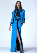Modern chic in Emanuel Ungaro Resort 2014 collection