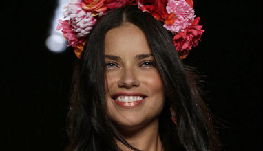 The style of Adriana Lima