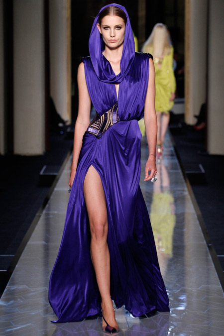 Atelier Versace Couture for Spring/Summer 2014