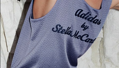 Stella McCartney: Be stylish in the fitness