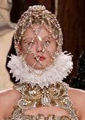 Разкош и царственост  в колекция есен-зима 2013/2014 на Alexander McQueen