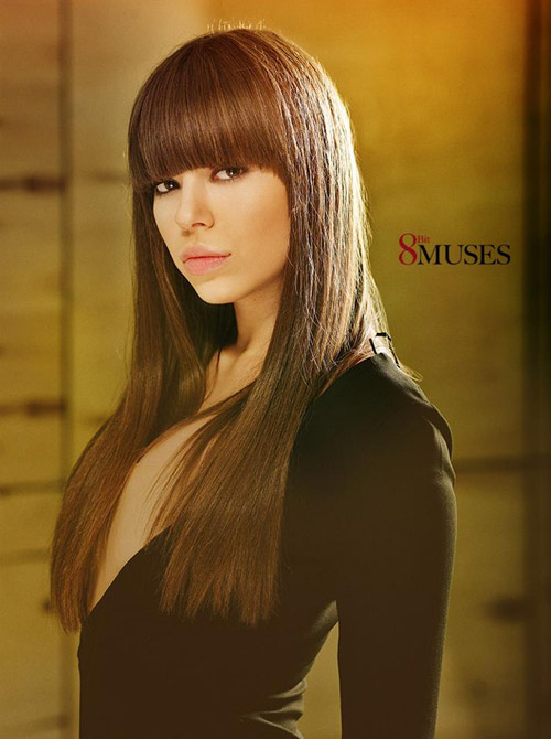 Най-успешната Мис Бургас с първи стъпки като актриса