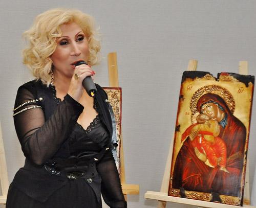Силвия Кацарова, Люси Дяковска и Гуна Иванова пяха благотворително