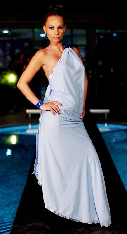 Горещи модни предложения за Лято 2013 на Blue Summer Party