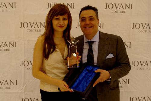 Bridal Fashion с награда от Jovavi
