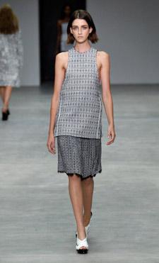 Calvin Klein Spring 2014 womenswear