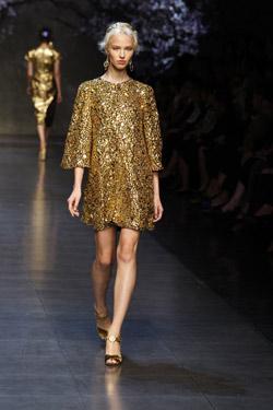 За скандалите около Dolce&Gabbana и новата им колекция  за Пролет/Лято 2014