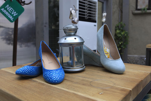 Неонови обувки за пролет-лято 2013 - хитът на Deichmann